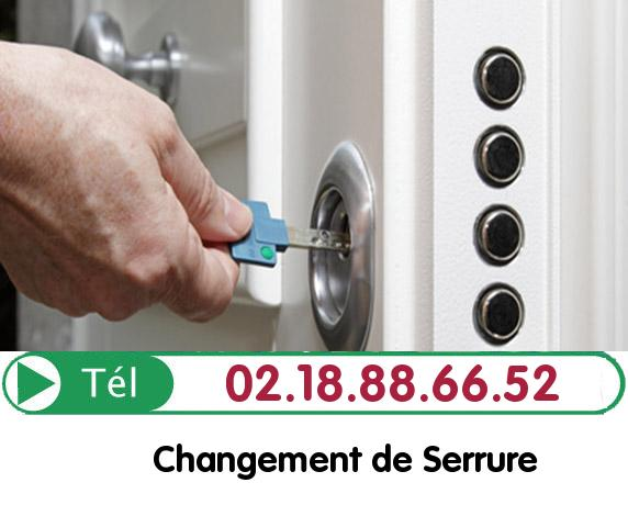 Changement de Serrure Bémécourt 27160