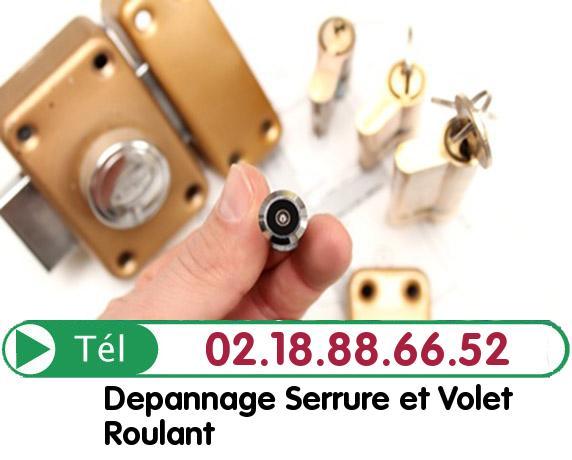 Changement de Serrure La Houssaye 27410