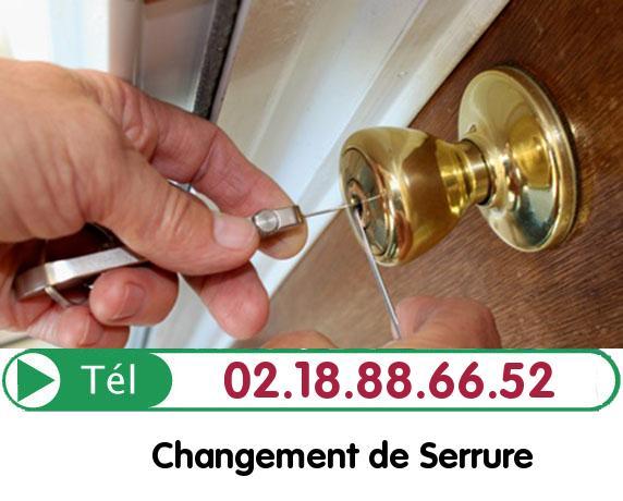 Changement de Serrure Montigny-le-Gannelon 28220