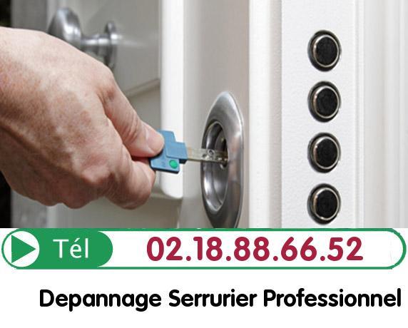 Changement de Serrure Nullemont 76390