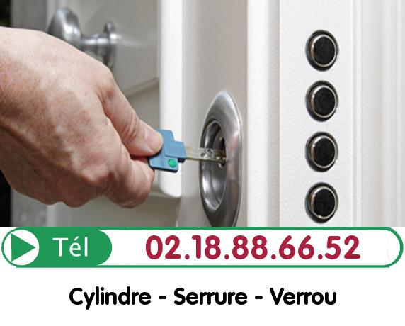 Changer Cylindre Chéronvilliers 27250