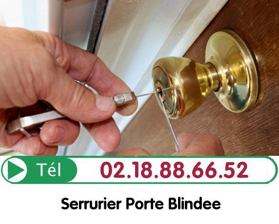 Changer Cylindre Courdemanche 27320