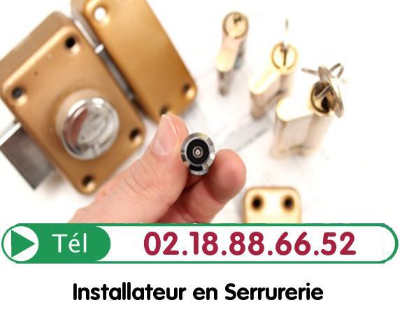 Changer Cylindre Houlbec-Cocherel 27120