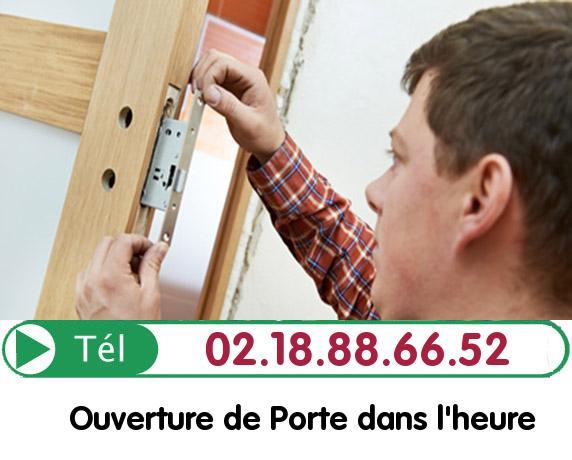 Installation Porte Blindée Barils 27130