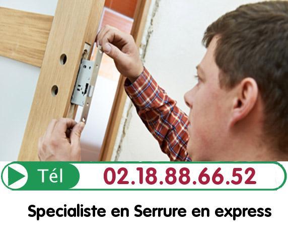 Installation Porte Blindée Beaussault 76870
