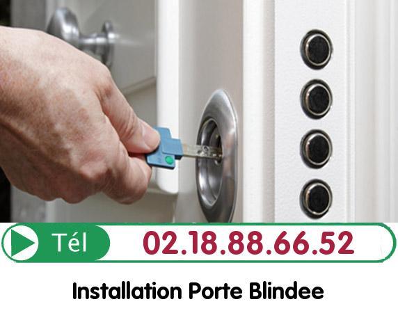 Installation Porte Blindée Boisset-les-Prévanches 27120