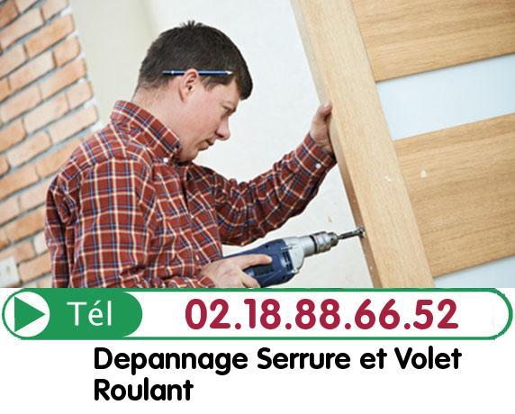 Installation Porte Blindée Challet 28300
