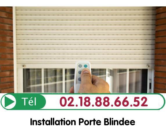 Installation Porte Blindée Chéronvilliers 27250