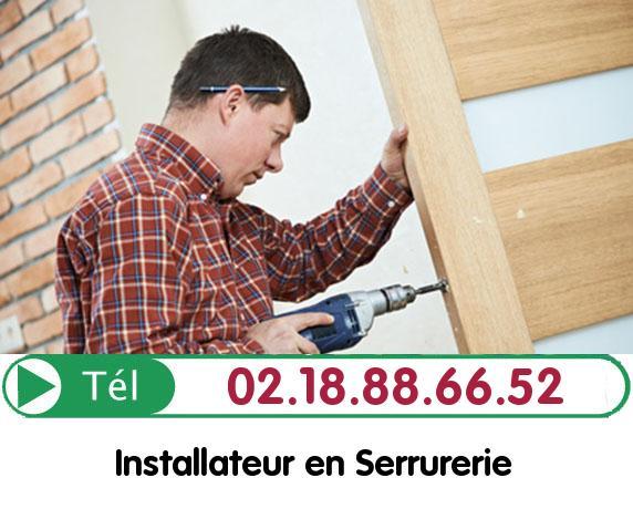 Installation Porte Blindée Corny 27700