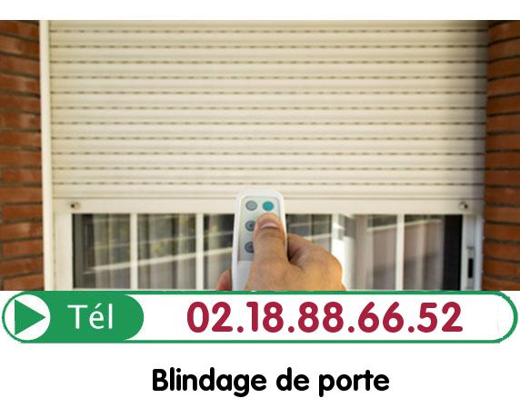 Installation Porte Blindée Coudray 27150