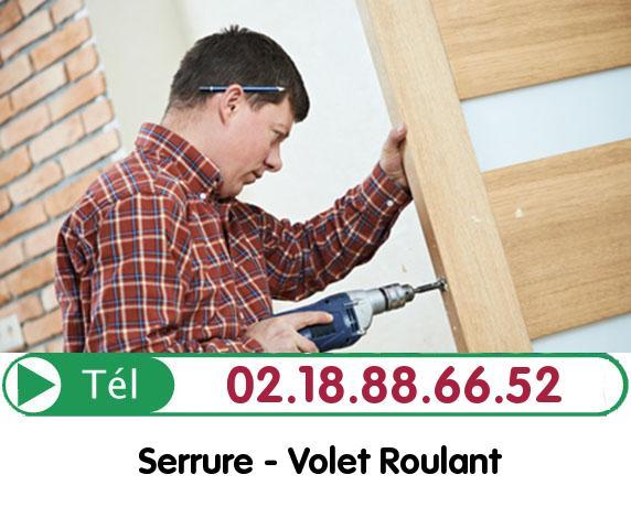 Installation Porte Blindée Coudray-au-Perche 28330
