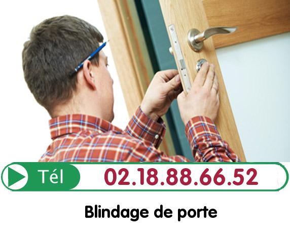 Installation Porte Blindée Croth 28520