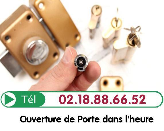 Installation Porte Blindée Écaquelon 27290