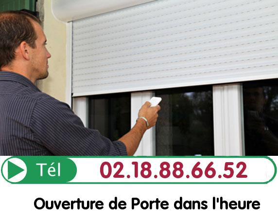 Installation Porte Blindée Étilleux 28330