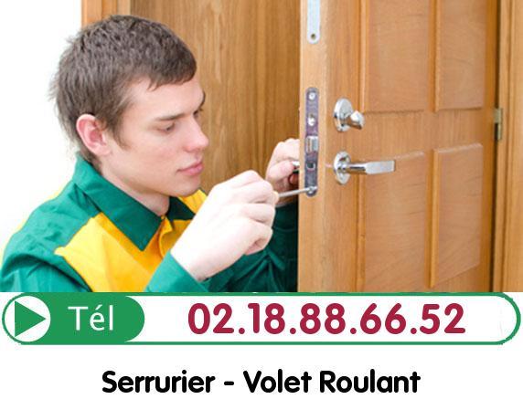 Installation Porte Blindée Goupillières 76570