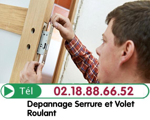 Installation Porte Blindée Illois 76390