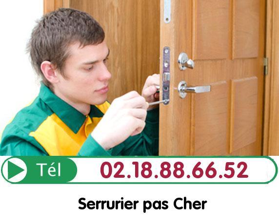 Installation Porte Blindée Jumelles 27220