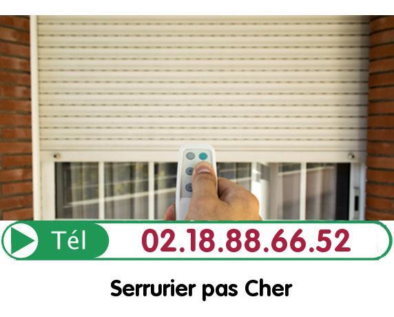 Installation Porte Blindée La Croix-du-Perche 28480
