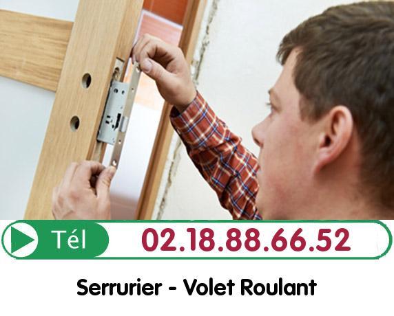 Installation Porte Blindée La Saucelle 28250
