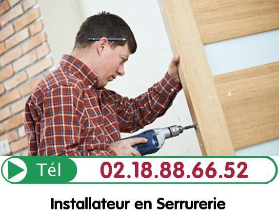 Installation Porte Blindée Le Fresne 27190