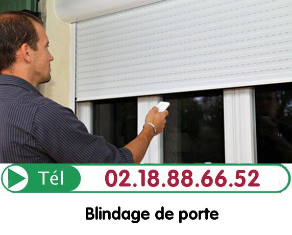 Installation Porte Blindée Le Trait 76580