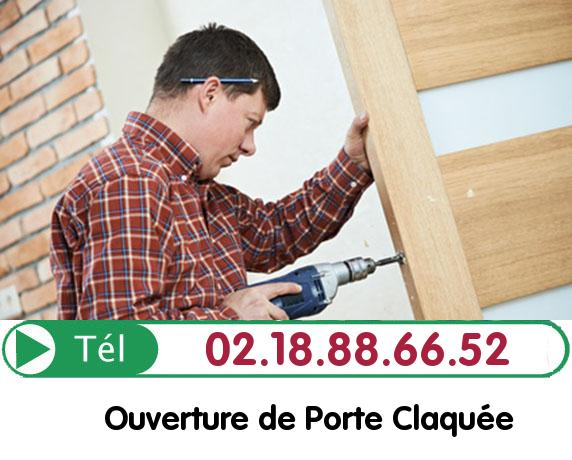 Installation Porte Blindée Le Tronquay 27480