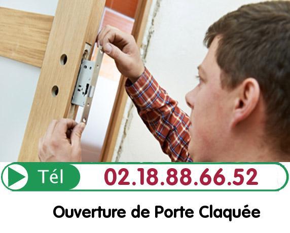 Installation Porte Blindée Louversey 27190