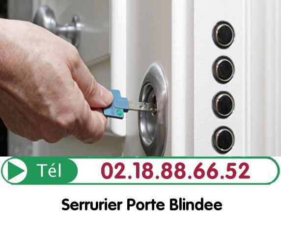 Installation Porte Blindée Montaure 27400