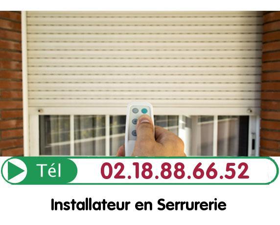Installation Porte Blindée Mouflaines 27420