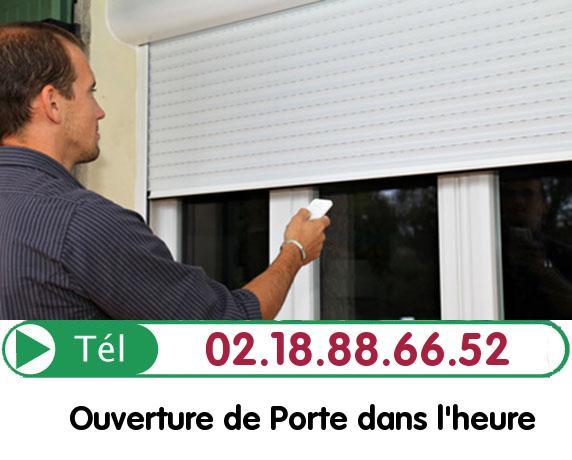 Installation Porte Blindée Moulhard 28160