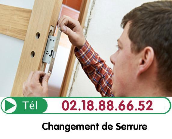 Installation Porte Blindée Panilleuse 27510