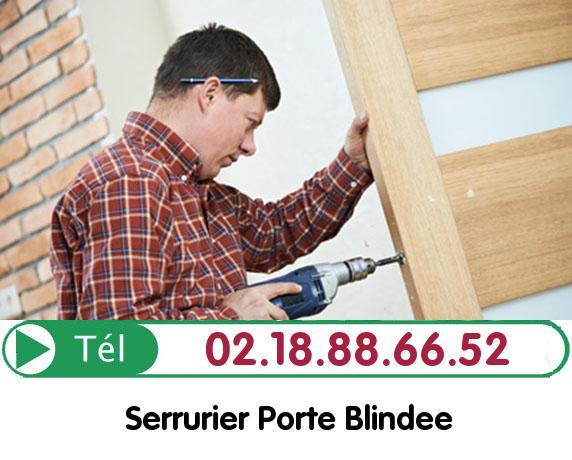 Installation Porte Blindée Portes 27190