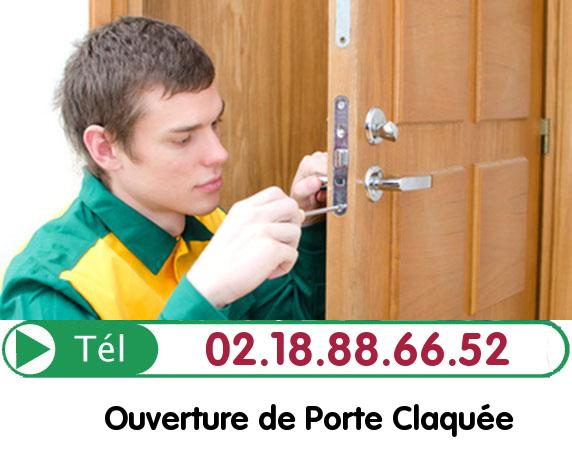 Installation Porte Blindée Revercourt 28270