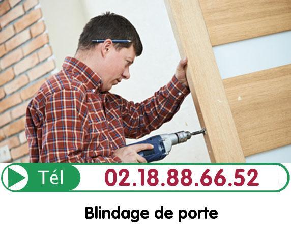 Installation Porte Blindée Santeuil 28700