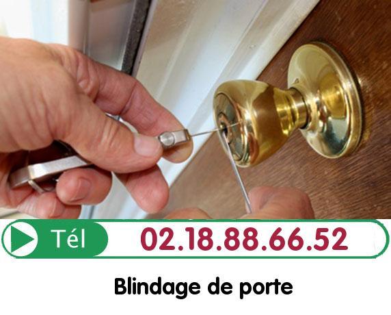 Installation Porte Blindée Saussay 28260