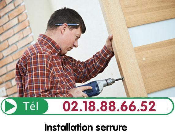 Installation Porte Blindée Sours 28630