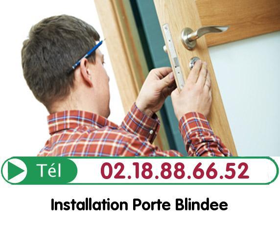 Installation Porte Blindée Surtauville 27400