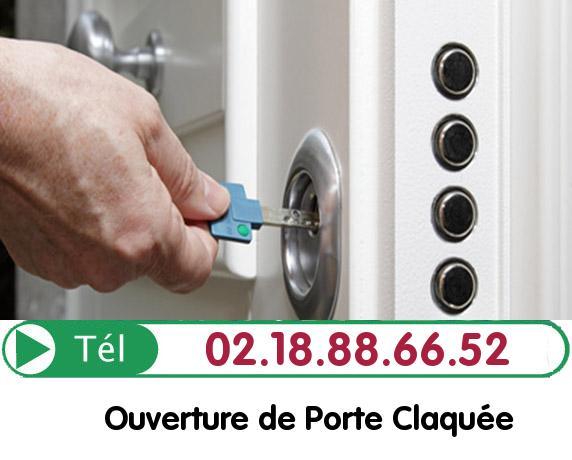 Installation Porte Blindée Vironvay 27400