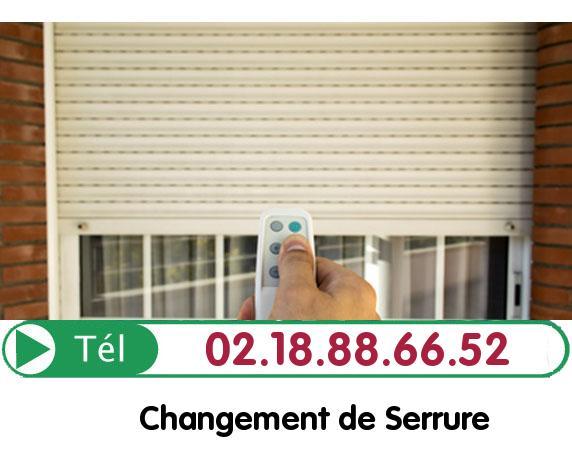 Ouverture de Porte Bourville 76740