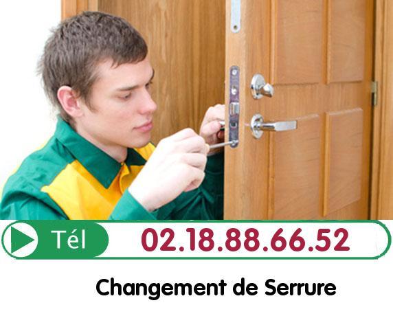 Ouverture de Porte Campneuseville 76340