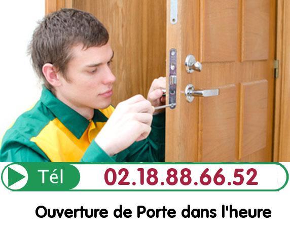 Ouverture de Porte Claquée Bazinval 76340