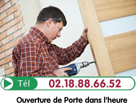 Ouverture de Porte Claquée Forêt-la-Folie 27510