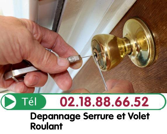 Ouverture de Porte Claquée La Houssaye 27410