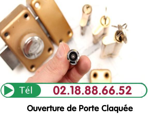 Ouverture de Porte Claquée Saint-Michel-d'Halescourt 76440