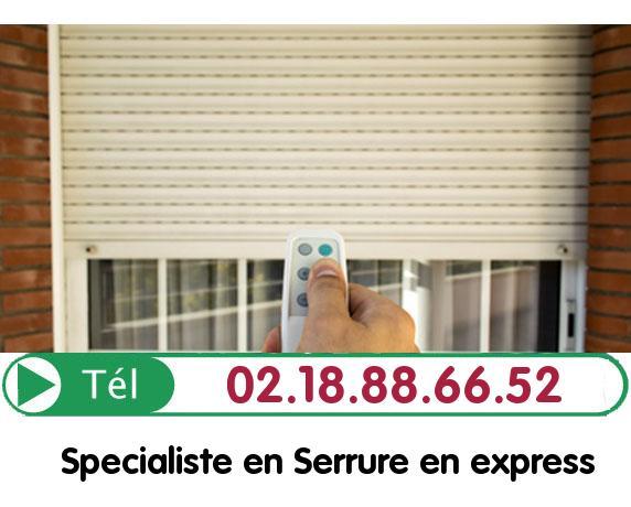 Ouverture de Porte Crosville-la-Vieille 27110