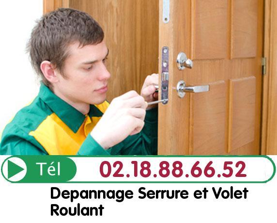 Ouverture de Porte Mont-Cauvaire 76690