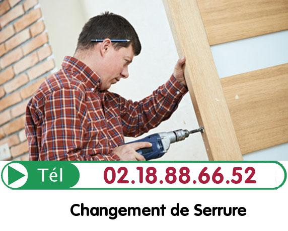 Ouverture de Porte Saint-Siméon 27560