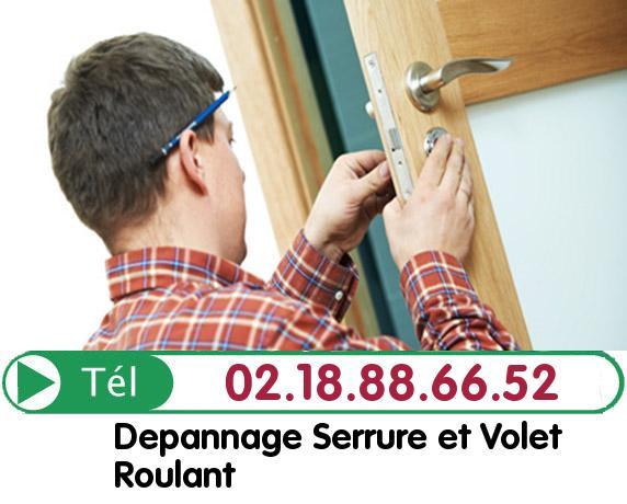 Ouverture de Porte Saint-Vincent-du-Boulay 27230