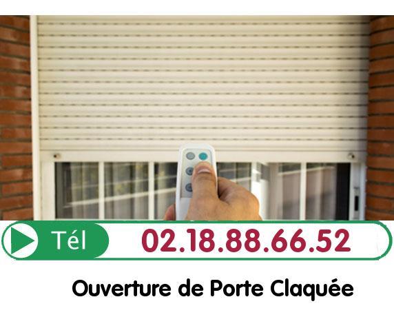 Ouverture de Porte Sainte-Foy 76590
