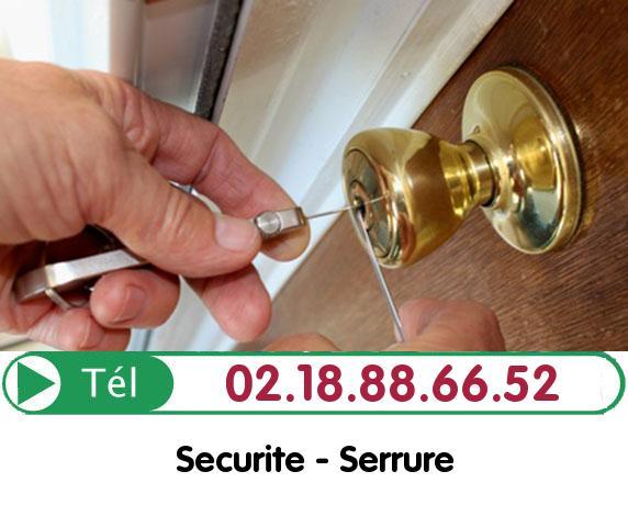 Réparation Serrure Authieux 27220